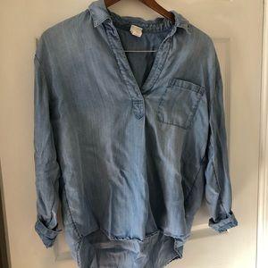 H&M Chambray Shirt